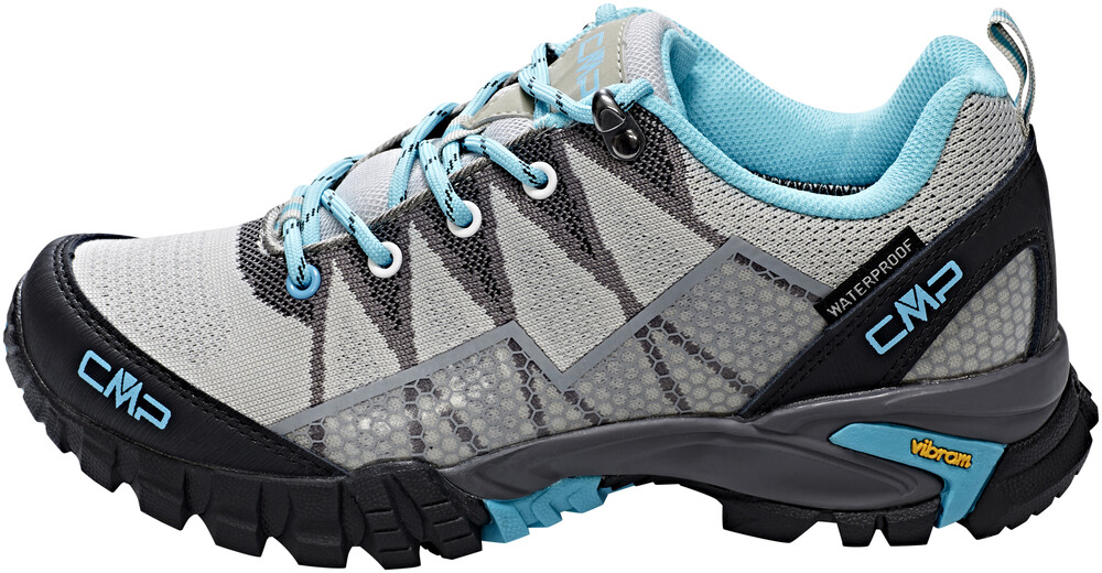 CMP Campagnolo Tauri Low WP Trekking Shoes Women Ice 36 2018 Trekking- & Wanderschuhe